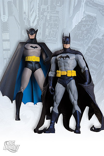 Batman Toys Age 5 : Justice society of america collectibles